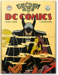 The Golden Age of DC Comics 1935-1956.