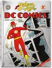 Silver Age of DC Comics cover