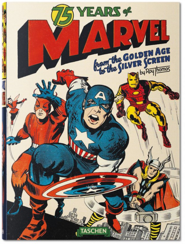75 Years of Marvel Comics. From the Golden Age… by Roy Thomas and Josh Baker (2014)