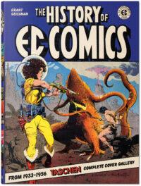The History of EC Comics by Grant Geissman (2020)
