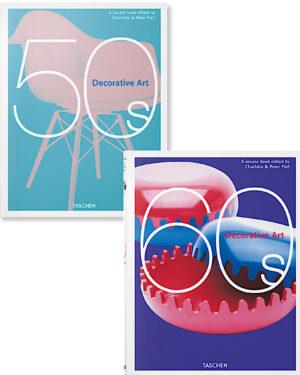 Decorative Art 50s & Decorative Art 60s by Charlotte & Peter Fiell (2021)
